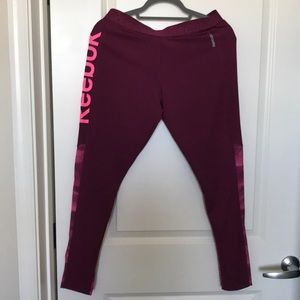 Reebok work out pants